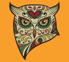 Calavera Owl T-Shirt