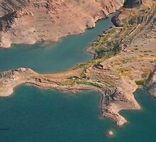 Lake Mead - Grand Canyon 3 by Yannik Hay
