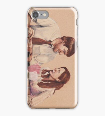 Best Dundies Ever (background free) iPhone Case/Skin