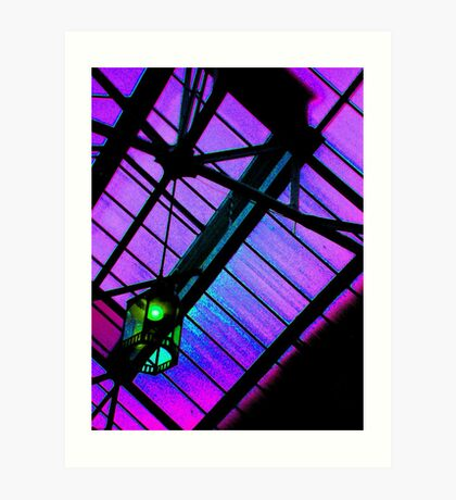ceiling Art Print