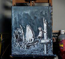 Disaster At Sea III  by Steve Thorley