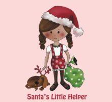 Santa's Little Helper Kids Clothes
