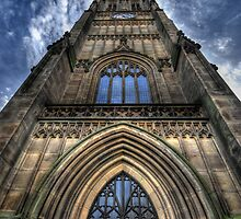 Leeds Parish Church by Yhun Suarez