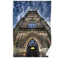 Leeds Parish Church Poster