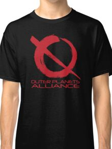 Outer Planets Alliance - Radical Version Classic T-Shirt