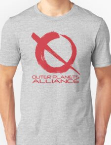 Outer Planets Alliance - Radical Version T-Shirt