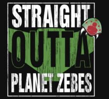 Straight Outta Planet Zebes by ikaszans