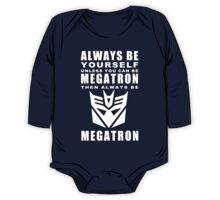 Always - Megatron One Piece - Long Sleeve