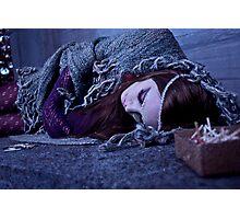 Ice Cold Photographic Print