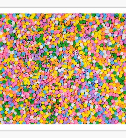Candy Sprinkles Sticker