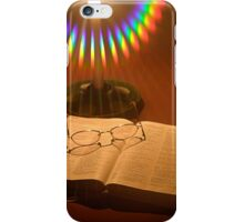 I see the light! iPhone Case/Skin