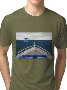 Surprise @ Sea Tri-blend T-Shirt