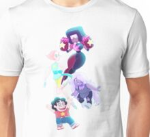 Steven Universe - We are the Crystal Gems Unisex T-Shirt