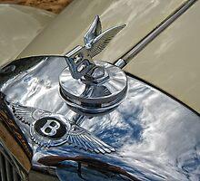 Bentley B by Michael  Gunterman