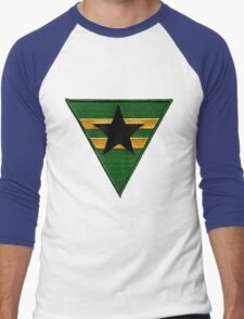 Firefly: Browncoat Logo (Patch) Men's Baseball ¾ T-Shirt