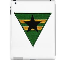 Firefly: Browncoat Logo (Patch) iPad Case/Skin