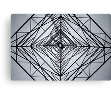 The Gritty Underside Canvas Print