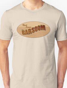 Visit Scenic Barsoom Unisex T-Shirt