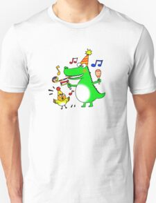 Funny party animals Unisex T-Shirt