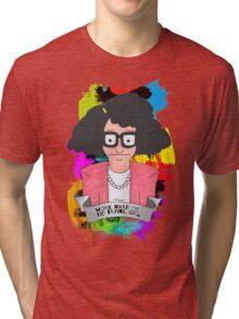 Tina Belcher  Working girl Tri-blend T-Shirt