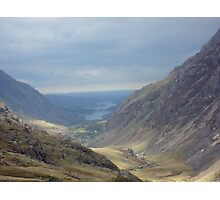 Mountain Valley Photographic Print