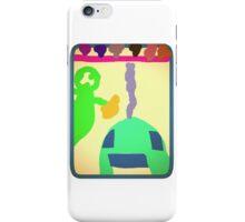 Fun At The Theme Park iPhone Case/Skin