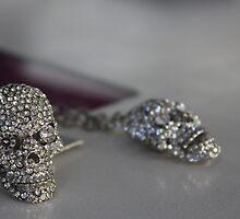 Diamond Skull. by NeaNorlin