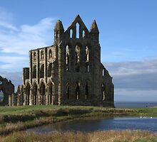 Whitby Abbey. by m0azc