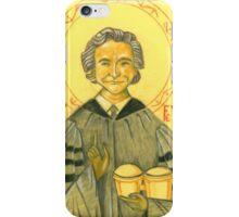 Saint Feynman iPhone Case/Skin
