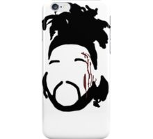 The Weeknd - The Hills Cartoon  iPhone Case/Skin