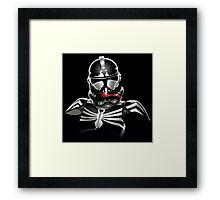 Star Wars - Stormtrooper - Venom - Spiderman Framed Print
