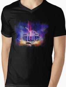 The Future Mens V-Neck T-Shirt