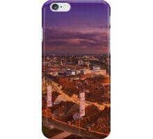 Graz Panorama iPhone Case/Skin