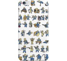 Fallout Perks iPhone Case/Skin