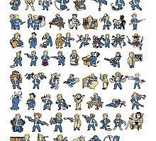 Fallout Perks by Franjolos