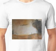 617sqd (Tribute to the Dambusters) Unisex T-Shirt
