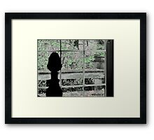 Room with a View Framed Print