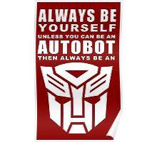 Always - Autobot Poster