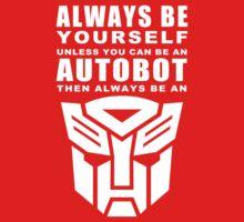 Always - Autobot Kids Tee