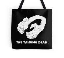 Handset Logo with text Tote Bag