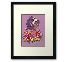 Hand of Chaos Framed Print