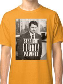 Striaght Outta Pawnee Classic T-Shirt
