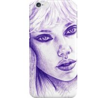 ScarJo iPhone Case/Skin