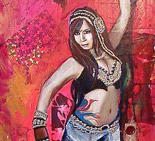 Natalie Phoenix by wildflowr