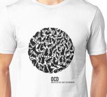 OCD - Obsessive Cat Disorder Unisex T-Shirt