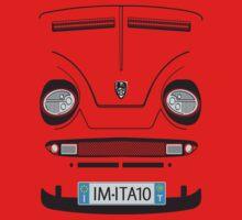 Little Italian Sports Car by bortwein