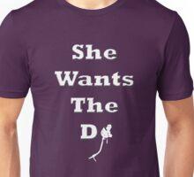 She Wants The DJ Unisex T-Shirt