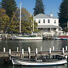 Classic Port Fairy, Victoria. by johnrf