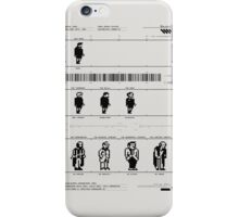 Skool Daze iPhone Case/Skin