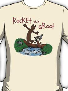 Rocket and Groot T-Shirt
